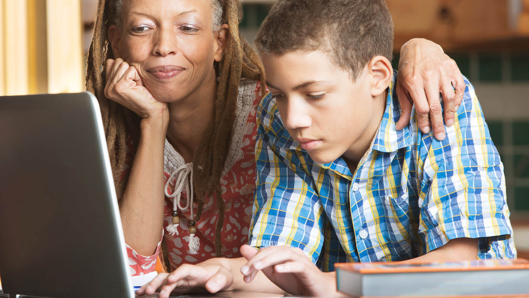 """Homeschool Tips: How to Keep """"Home"""" and """"School"""" Separate"""
