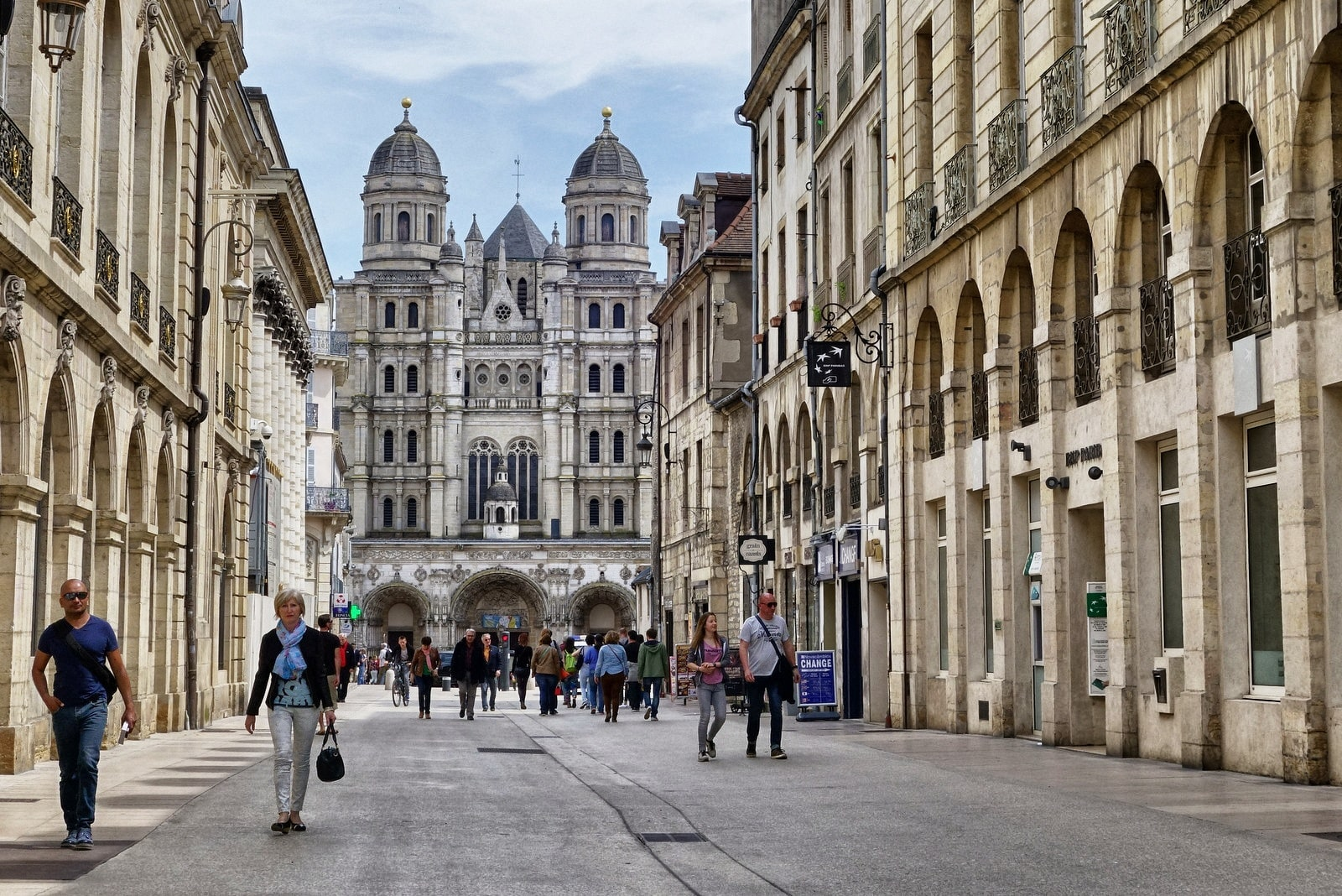 Dijon is one of the best places to visit in France