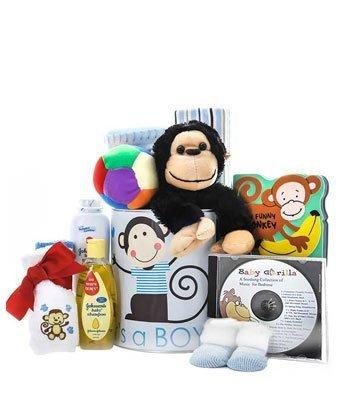 No Monkeying Around Gift Basket