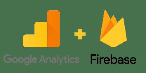 Web analytics tools: Google Analytics + Firebase logo