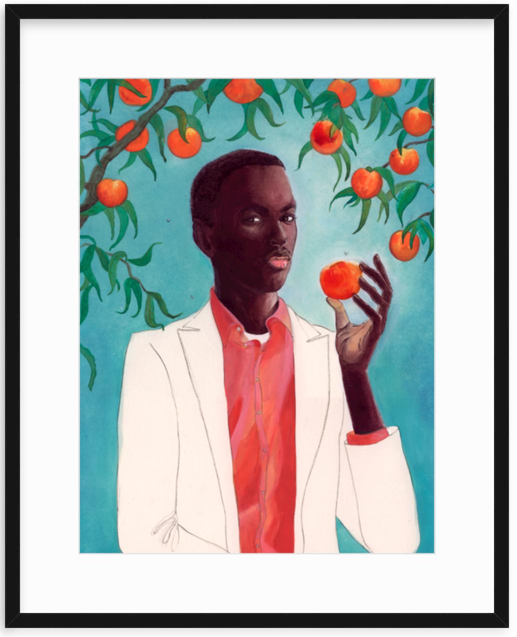art print by shadra strickland