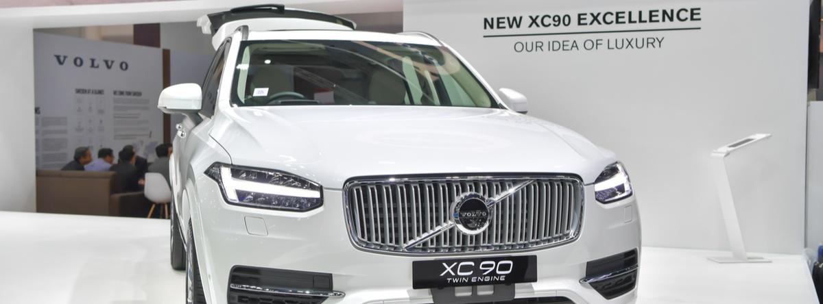 Volvo XC90: una camioneta espaciosa, cómoda y con todos los lujos