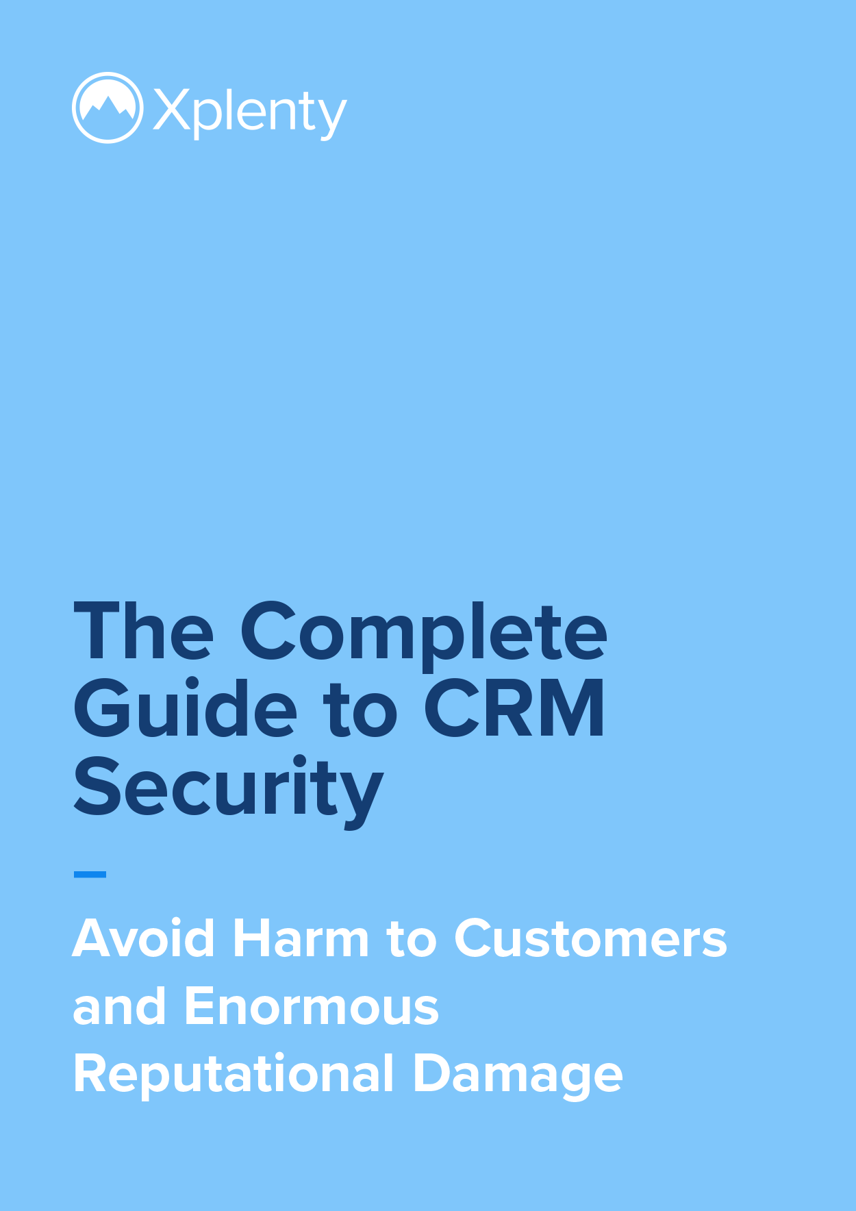 The Complete Guide to CRM Security