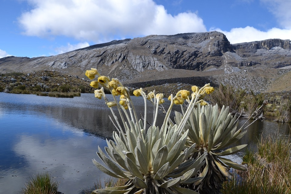 El Cocuy Colombia hiking