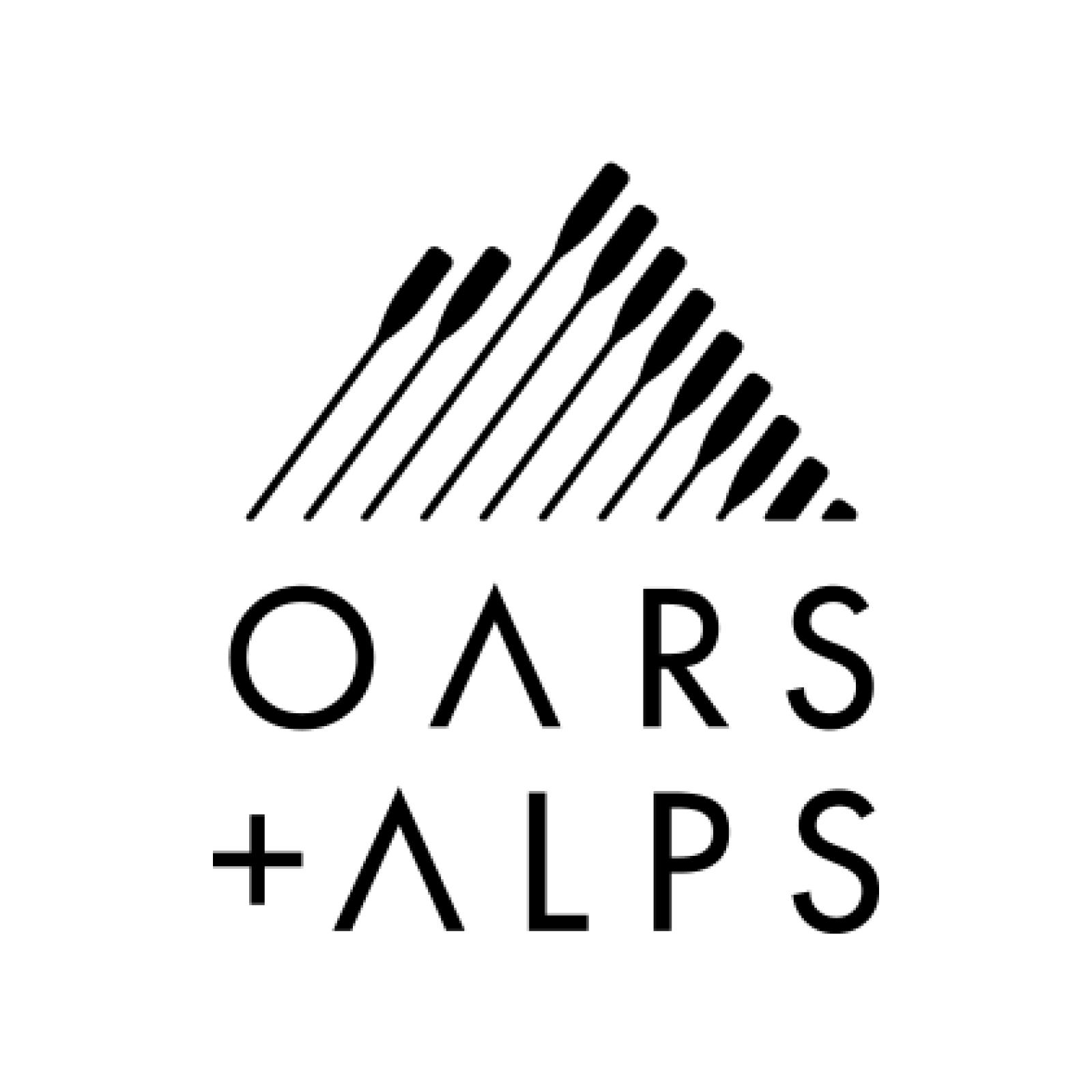 Oars + Alps
