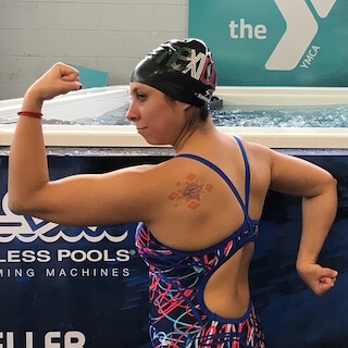 Endless Pools Meets the Elite at the 2018 Pan Am Masters