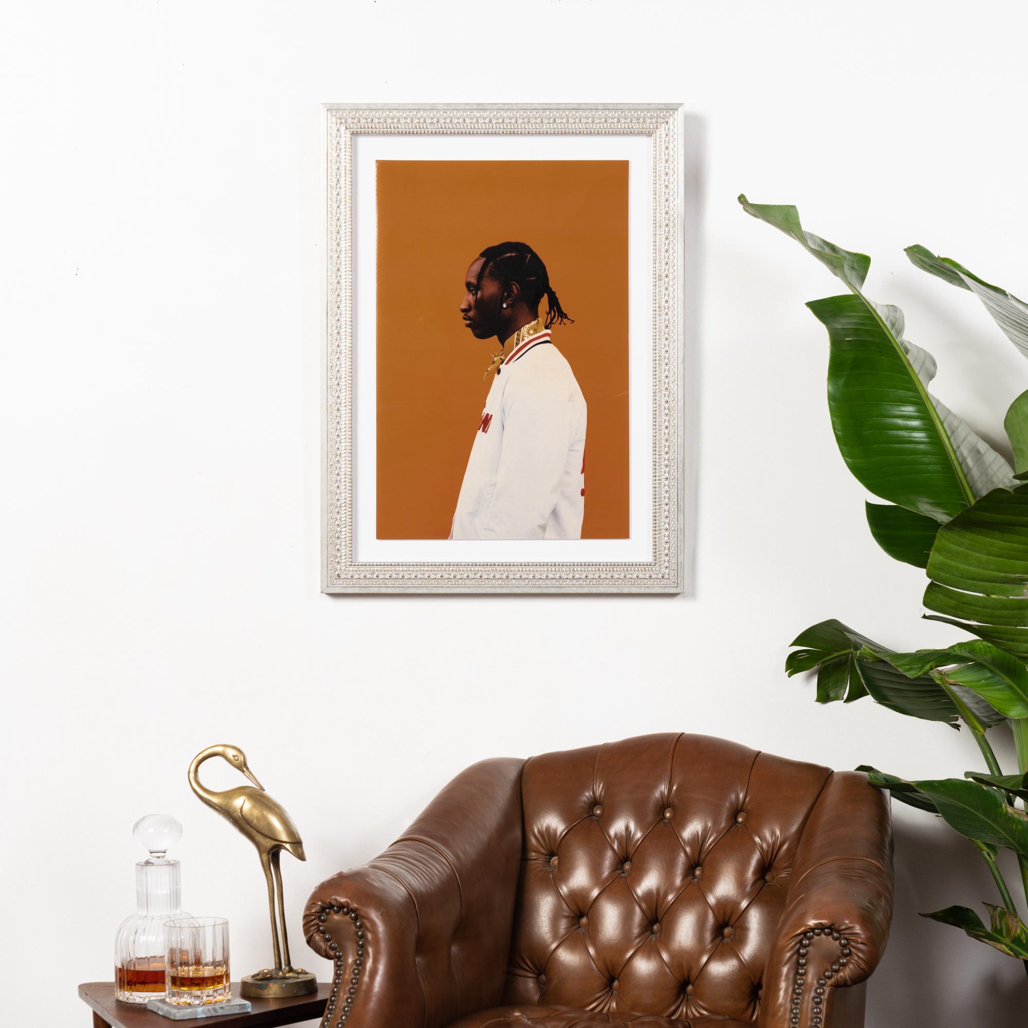 Framebridge Black Artists Print Shop Wulf Bradley Yosemite framed print Brighton frame