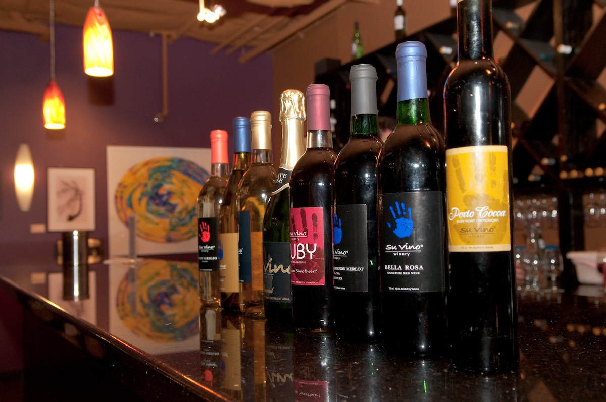 Image of 5 Best Wineries In and Around Phoenix