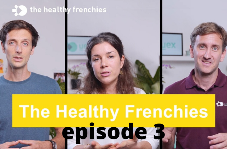 Episode 3- Healthy Frenchies