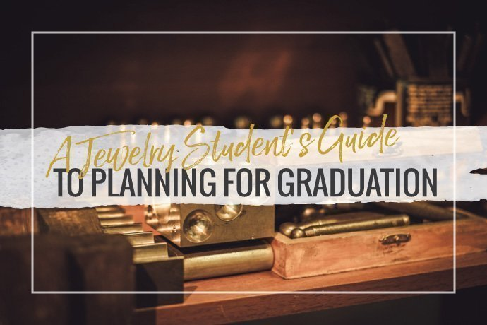 Graduation can be scary! Jewelry BFA graduates in particular are often missing resources and guidance for their careers. This article explores career paths.