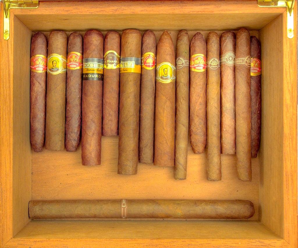 Cigar Humidor in Cuba
