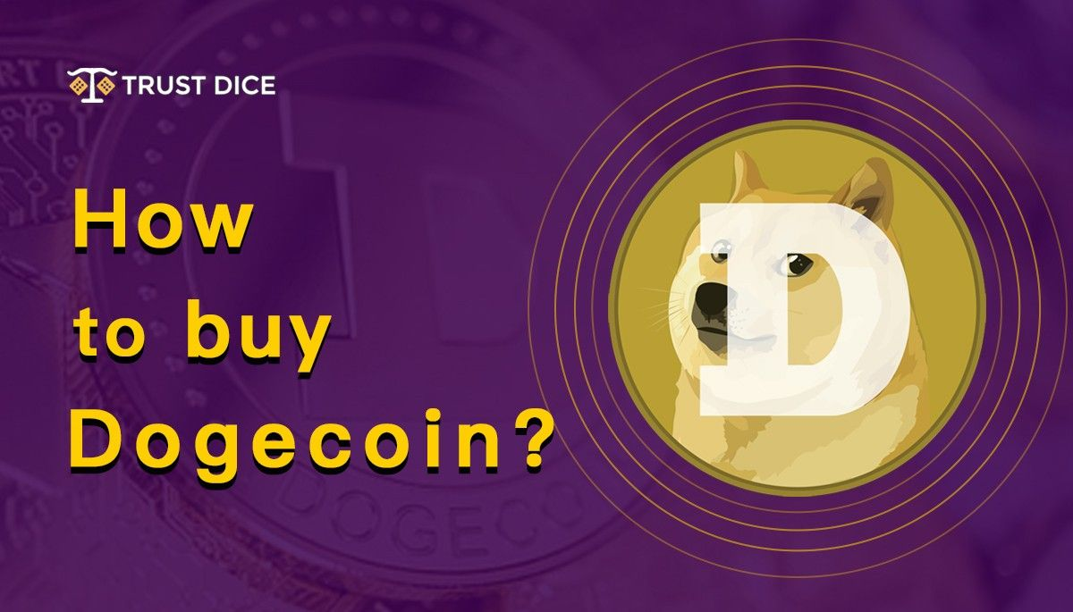 Buy Dogecoins: coinbase, binance, reddit
