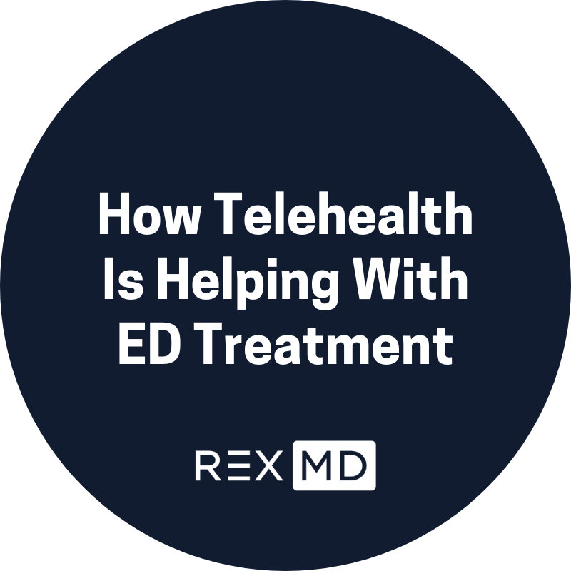 How Telehealth Is Helping With ED Treatment