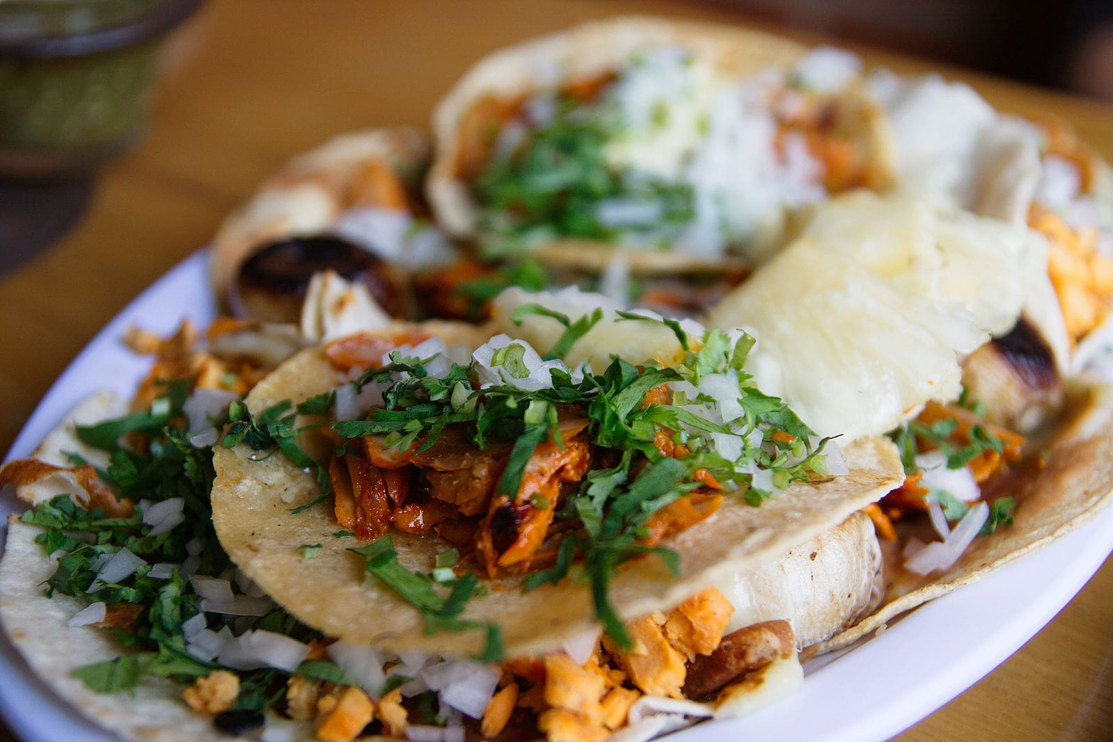 El Parnita is one of the Places to Visit in Mexico City for tacos and tequila