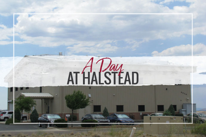 See a behind-the-scenes look at a typical day a the Halstead Jewelry Supply warehouse where we pick, pack and ship to you each day.