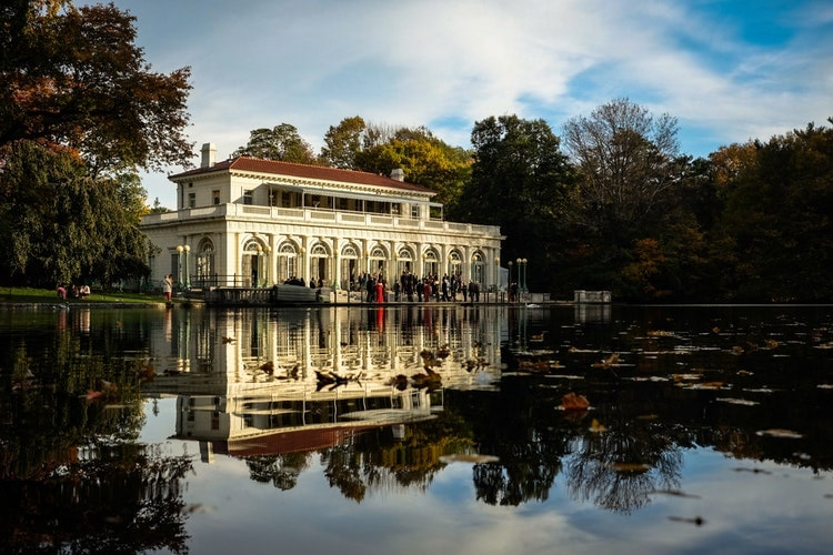 Prospect Park is one of the most beautiful places to visit in New York City