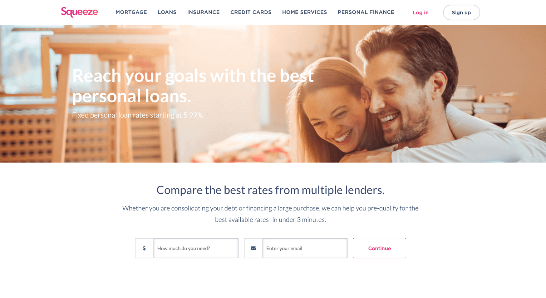 personal loan form