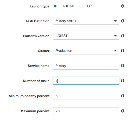 Deploying Faktory to AWS Fargate | Scout APM Blog