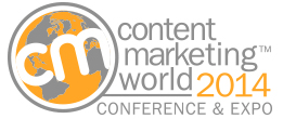 Content Marketing World 2014 -- Live Coverage