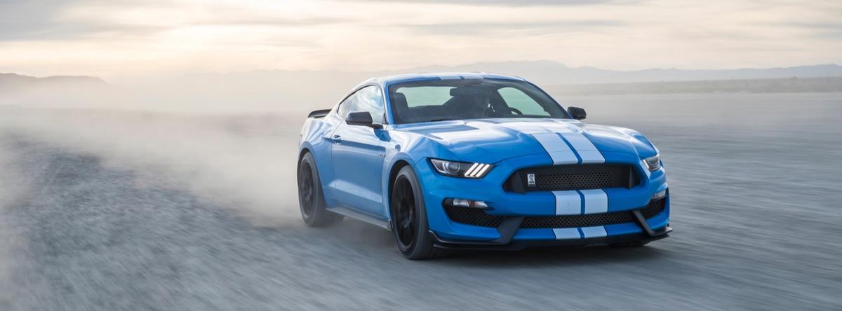 Ford Mustang: El clásico y poderoso de Ford en una faceta más moderna