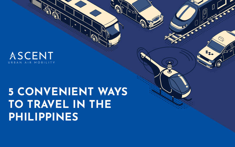 5 Convenient Ways to Travel in the Ph...