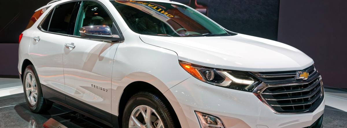 Chevrolet Equinox 2018: un coche que ofrece cuatro equipamientos