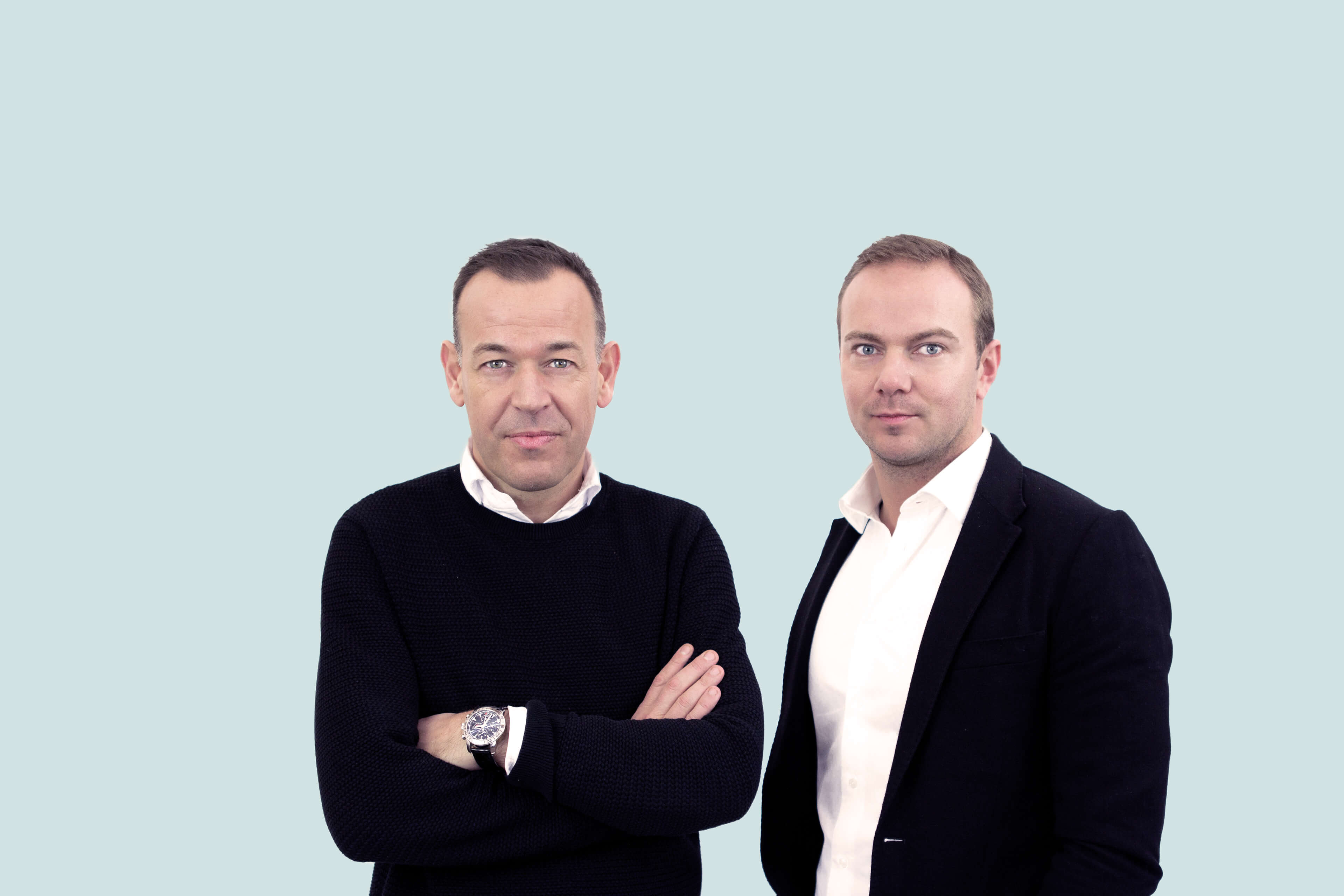 Interview met Richard van Oostenbrugge & Thomas Groot
