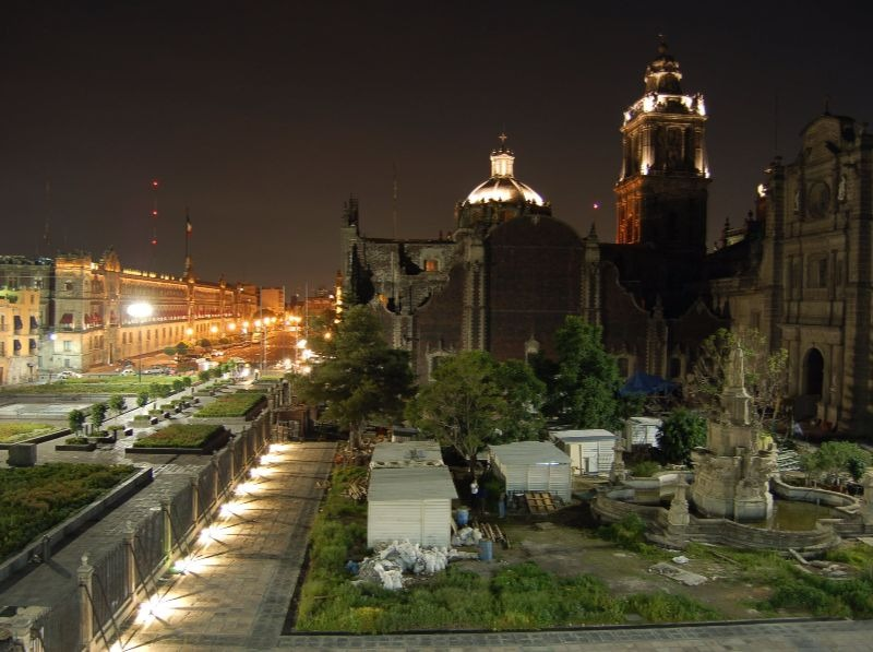 The Mexico City Landmarks You Can't Miss