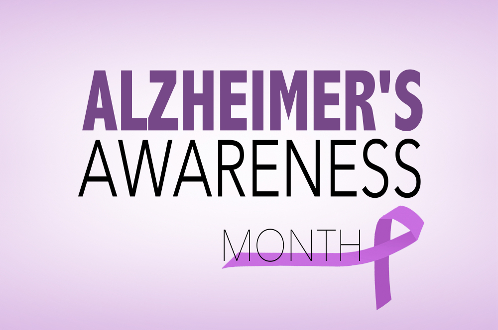 physical therapy for alzheimer patients - awareness month