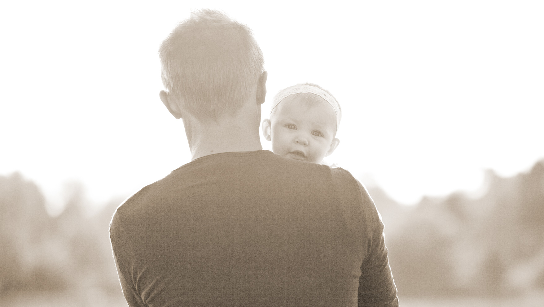 A Prayer for a New Dad