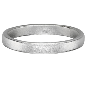 Finger Ring Band - Satin Finish