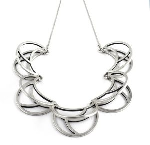 Necklace by Emily Shaffer