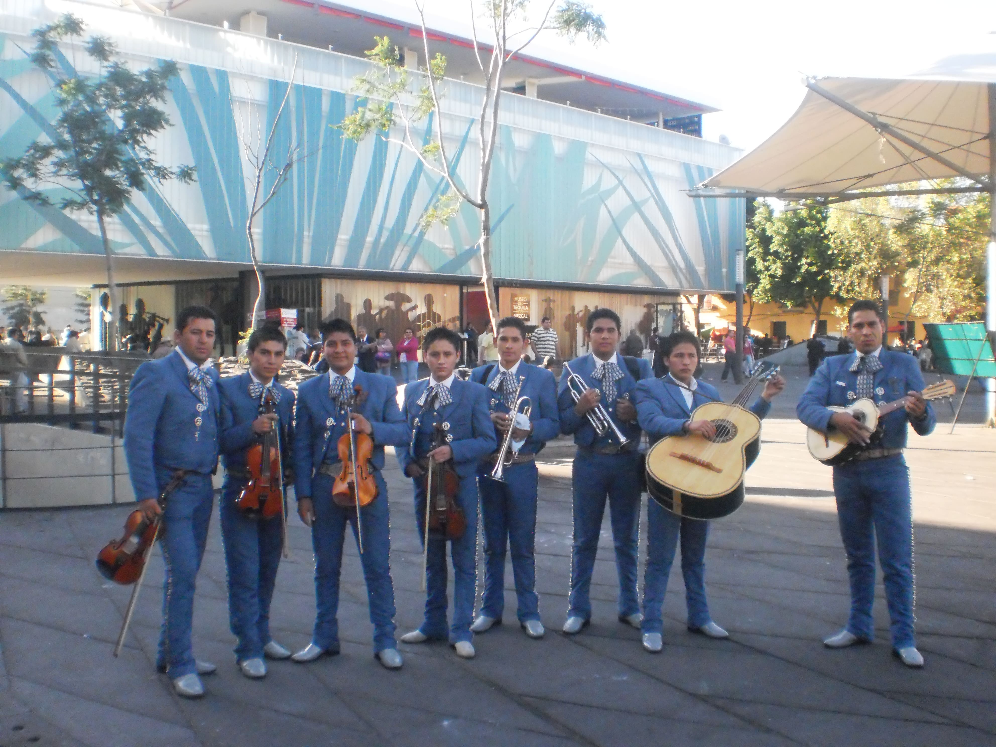 Plaza Garibaldi is a Mexico City must see
