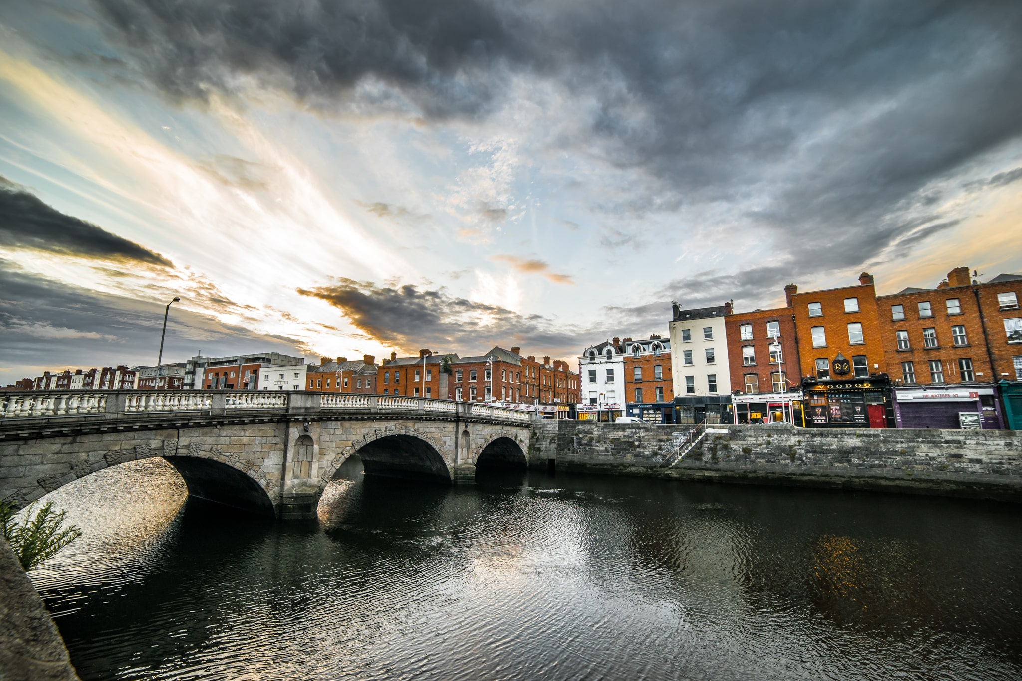 Gorgeous Dublin is one of the best places to stay in Ireland