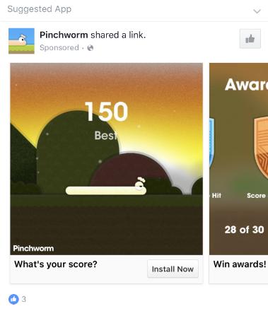 Pinchworm Advertisement