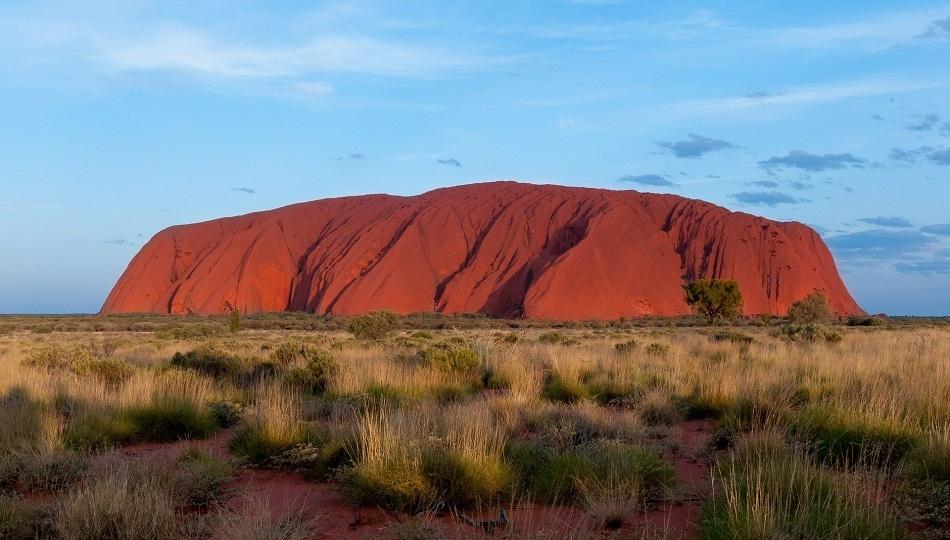 où se ressourcer en pleine nature Uluru