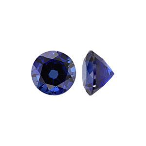 Lab Grown Sapphire Stone - Item LGBSD3