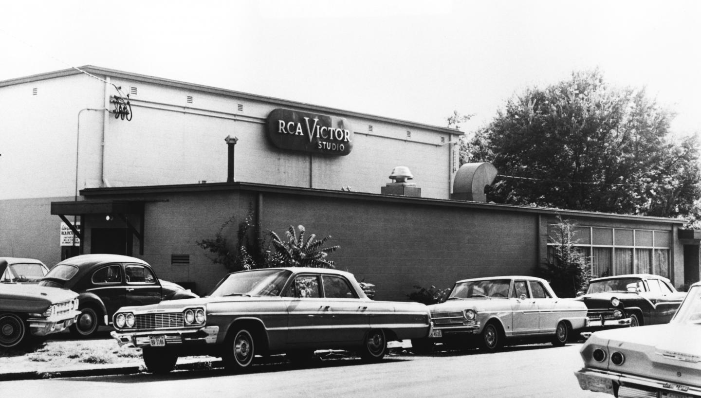 RCA Studio B in Nashville, TN