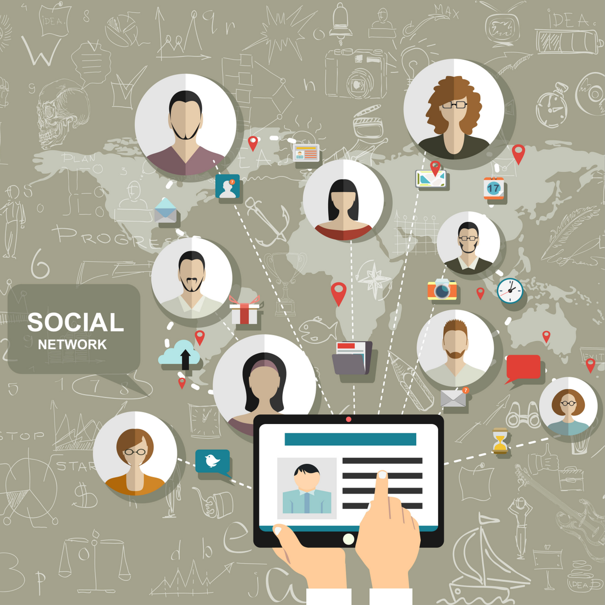 It's Time to Rethink Your Approach to Social Networking