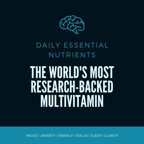 most researched multivitamin micronutrients daily essential nutrients