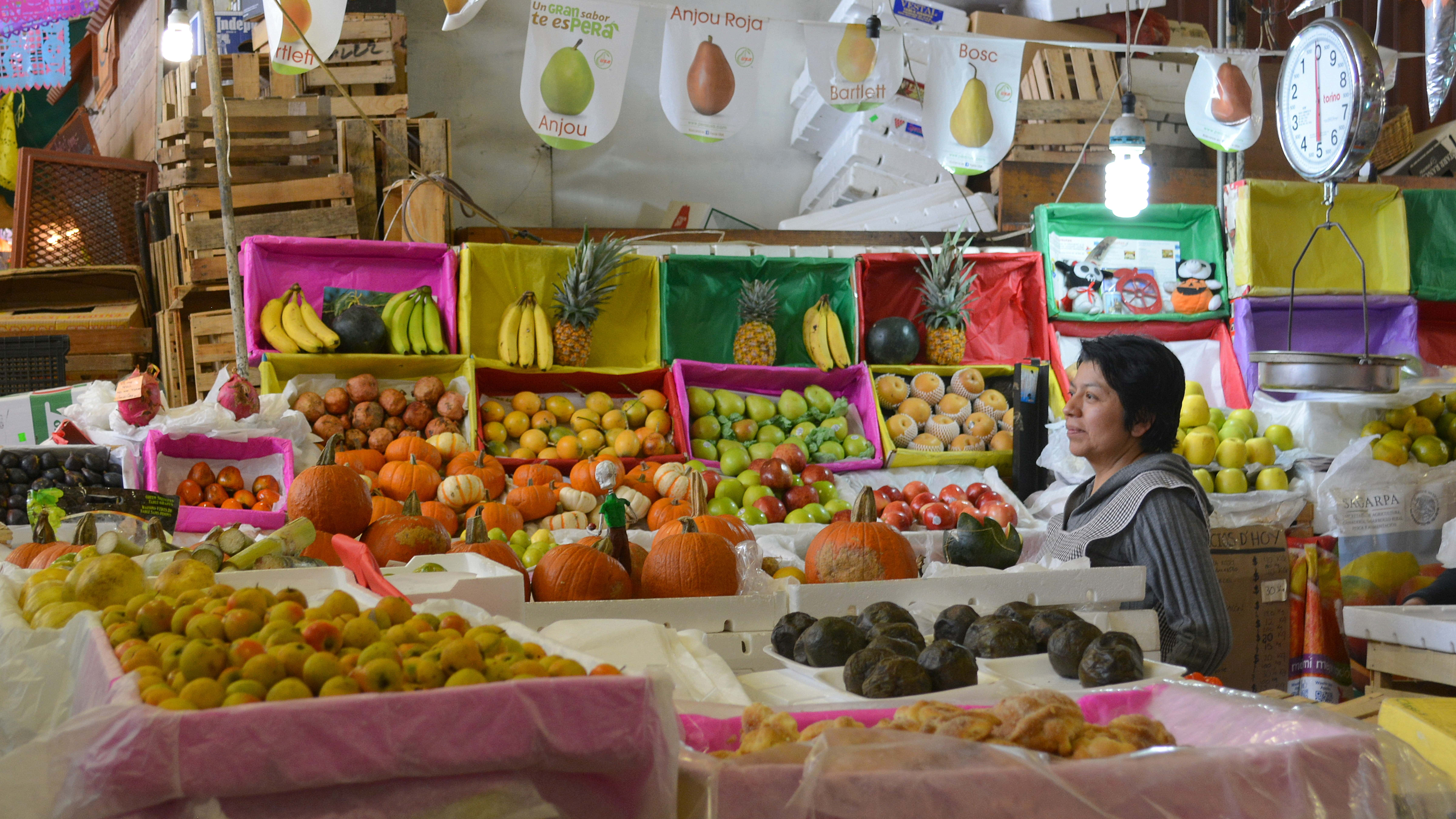 Coyoacan Market is a wonderful place to see in Mexico City