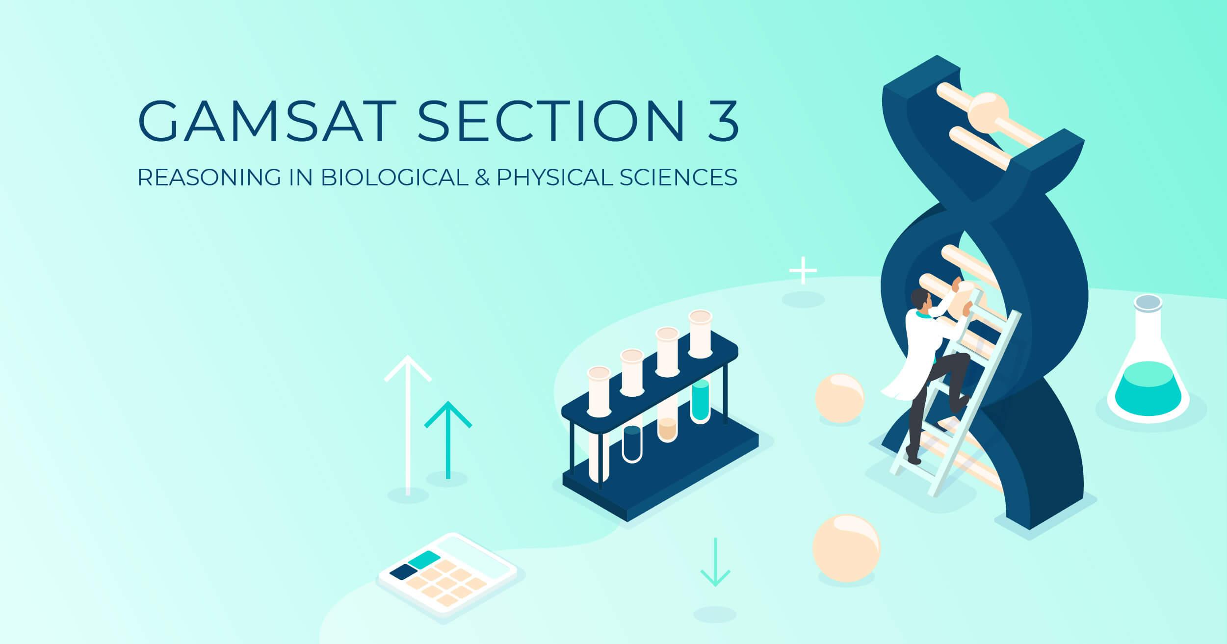 gamsat section 3