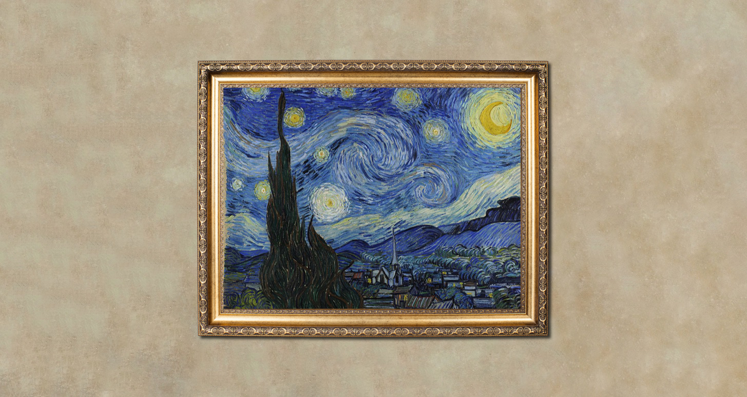 A famous painting in Art History everyone should know