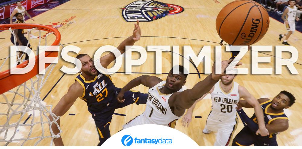 NBA Optimizer