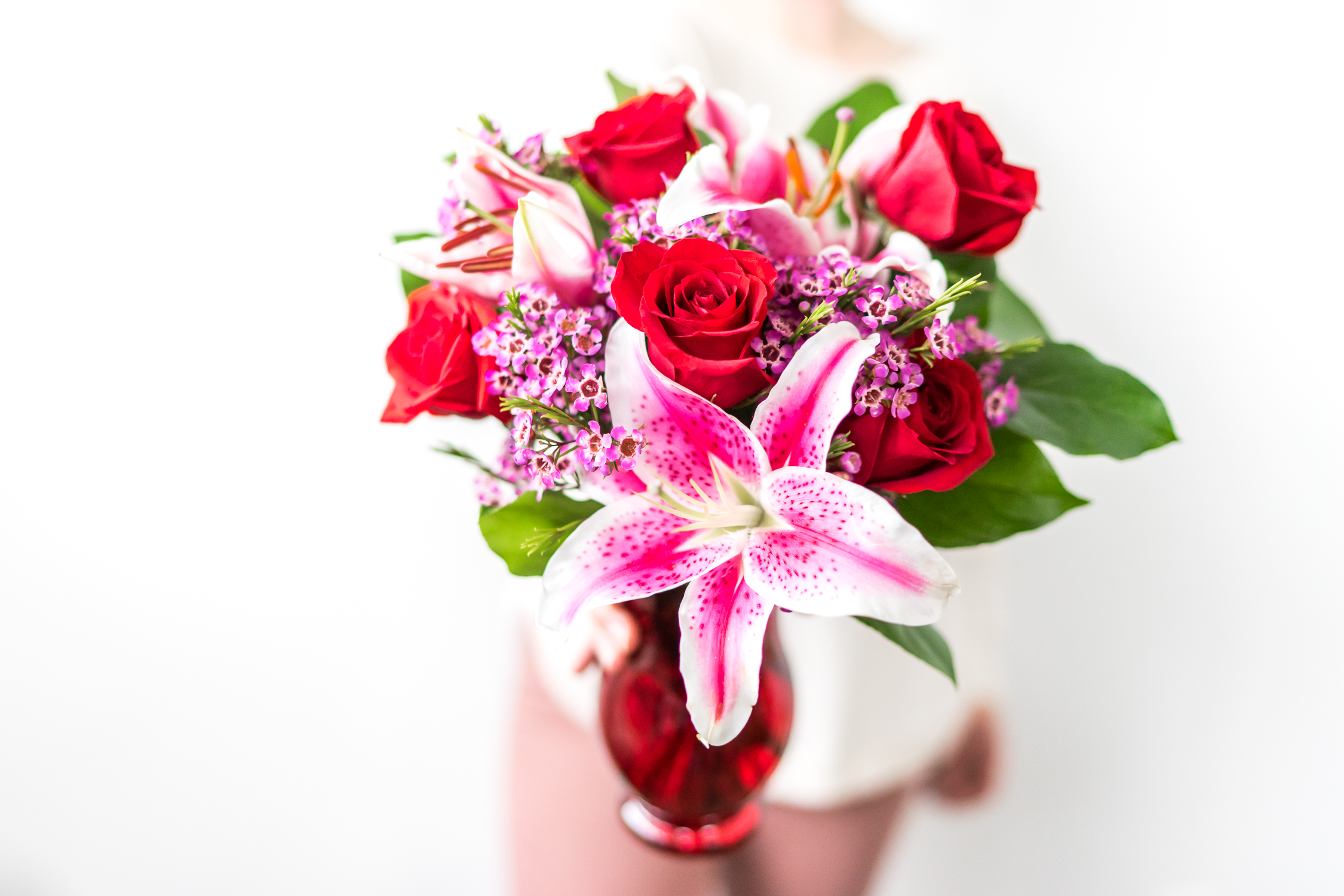 A Bouquet of Beautiful Valentine's Day Quotes