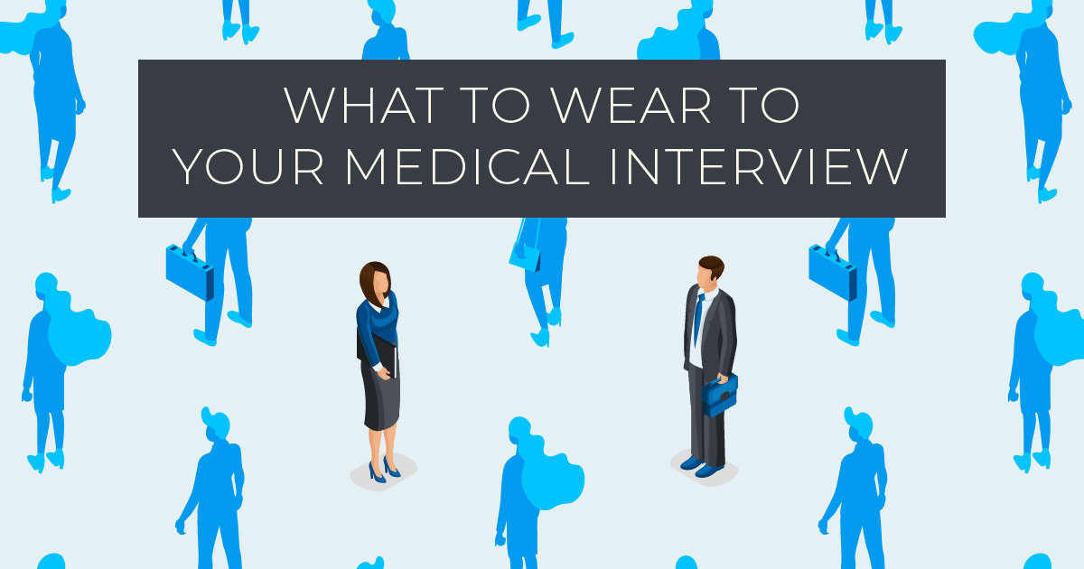 medical school interview clothes