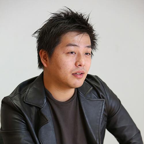 株式会社MUGENUPの代表とのプロフィール写真