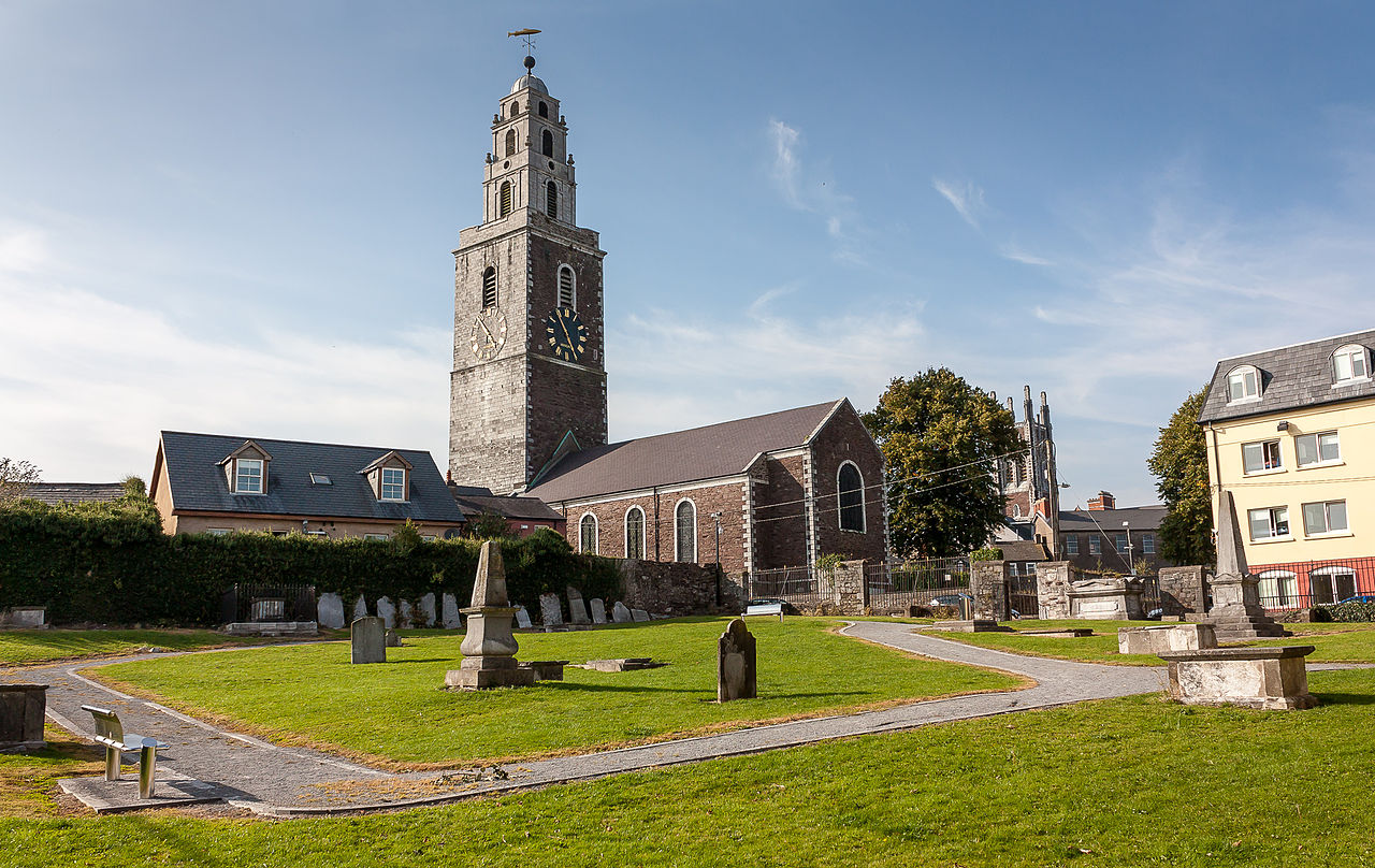 Scaling St. Anne's spires is an awesome thing to do in Cork Ireland