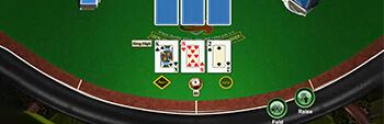 Red Dog Casino Tri Card Poker