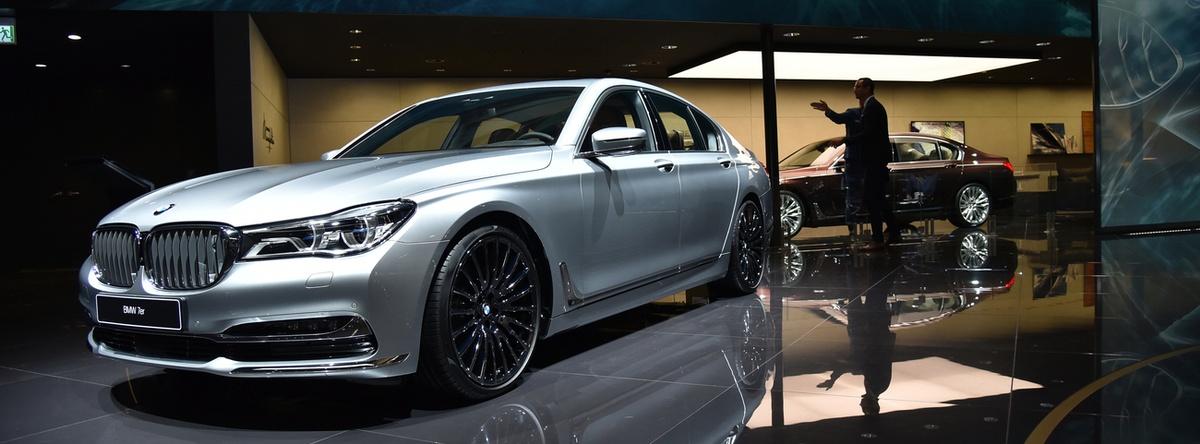 BMW Serie 7 2017